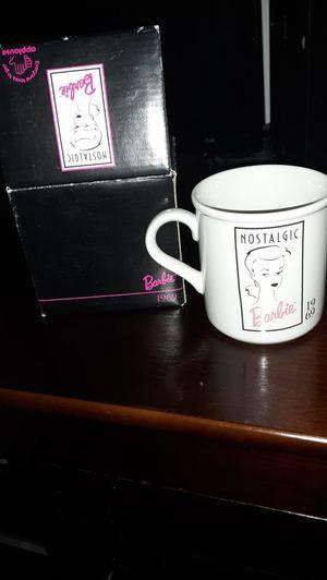 1969 Nostalgic Barbie coffee mug for Sale in Gilbert, AZ