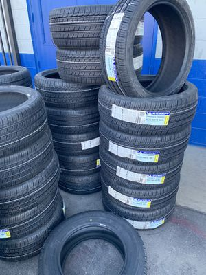 NEW MICHELIN 225/40R18 TIRES FOR SALE!! for Sale in Cypress, CA