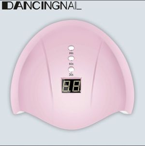 Nail Dryer Acrylic Gel Curing Light Manicure Timer for Sale in Leavenworth, WA