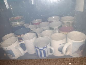 Mugs and pot holders. for Sale in Columbus,  OH