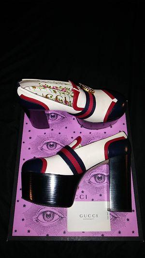 Gucci platform shoes for Sale in Salt Lake City, UT