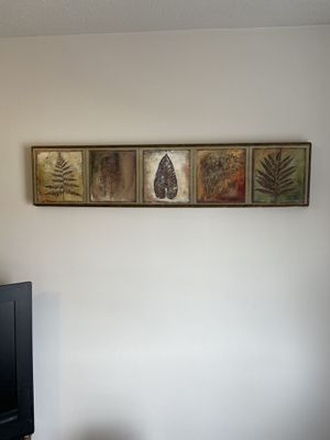 Wooden wall decor. Natural themed for Sale in Normal, IL
