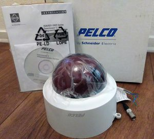 Pelco IS20-DWSV83 Camclosure- Outdoor Rugged Mini Dome Camera for Sale in Fresno, CA