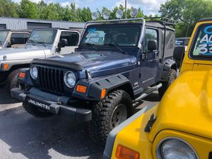 2006 Jeep Wrangler for Sale in Riverview, FL