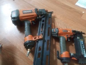 Rigid nail guns for Sale in Baltimore, MD