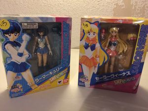 Sailor Moon Figurines for Sale in Perris, CA