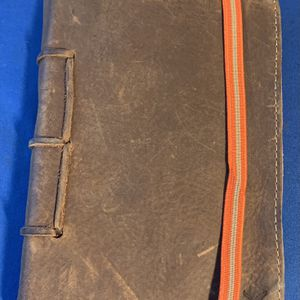 "vintage american eagle leather journal. Dimensions 7""x5"". for Sale in Fort Lauderdale, FL"