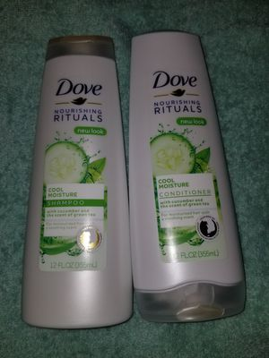 Dove Cool Moisture shampoo and conditioner for Sale in Las Vegas, NV