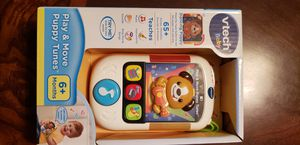 Vtech baby play & move puppy tunes for Sale in Arlington, TX