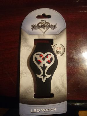 Kingdom Hearts Led Watch... For pickup only for Sale in Chicago, IL