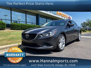 2017 Mazda Mazda6 for Sale in Raleigh, NC