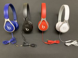 Beats EP Wired Headband Headphones Authentic Beats by Dre - $60 Each for Sale in Dearborn, MI
