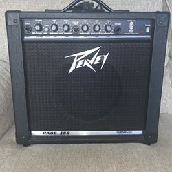 Amp Pevey Rage 158 for Sale in Franklin,  MA