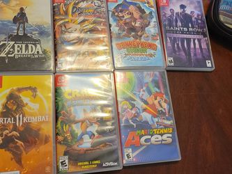 Switch Light WITH Games for Sale in Phoenix,  AZ