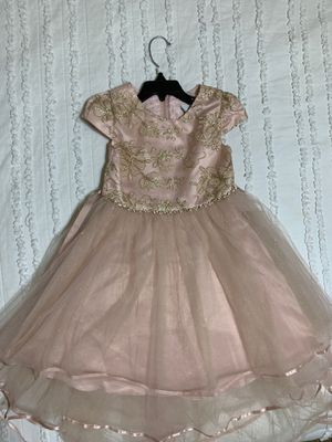 Special occasion 5T little girl dress for Sale in Odessa, TX