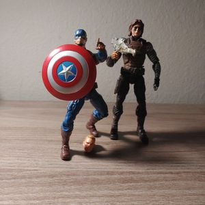 Captain America And Winter Soldier for Sale in Stanton, CA