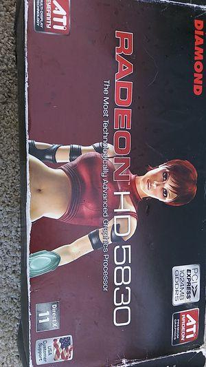 DIAMOND RADEON HD 5830 for Sale in Beaumont, CA