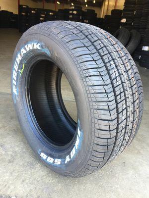 "15"" Inch Brand New Firestone Firehawk Indy 500 P295/50R15 2955015 P29550R20 29550R15 P2955015 295 50 15 Tires for Sale in Austin, TX"