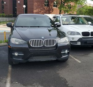 2010 bmw x6 with 106k miles for Sale in Arlington, VA