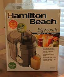 Hamilton Beach Big Mouth Juice Extractor for Sale in Detroit, MI