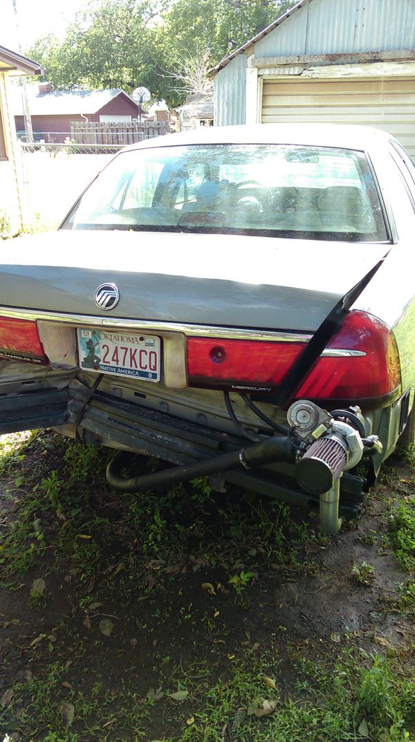 Turbocharged Grand Marquis