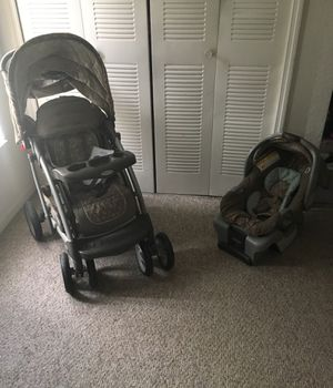 GRACO Stroller and Car Seat for Sale in Orlando, FL