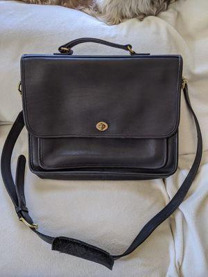 Vintage Coach Sachel briefcase for Sale in West Somerville, MA