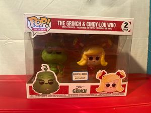 Barns & Noble exclusive the grinch 2pk the grinch and Cindy-Lou Who for Sale in Los Angeles, CA