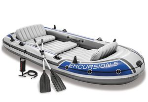 Intex Excursion Inflatable Boat Series for Sale in Chicago, IL