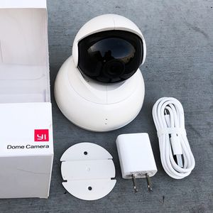 New in box $25 YI Dome Camera Full Motion Tilt/Zoom, 720p HD Wi-Fi IP (2.4GHz) Home Security for Sale in El Monte, CA