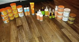 CanTu,Shea Moisture, and Curls Products for Sale in Fairfield, CA