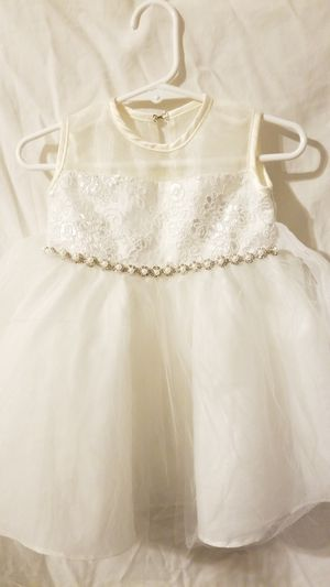 Infant Ivory Dress for Sale in Philadelphia, PA