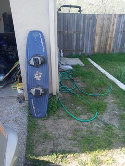 Liquid Force Wake Board for Sale in Antelope,  CA