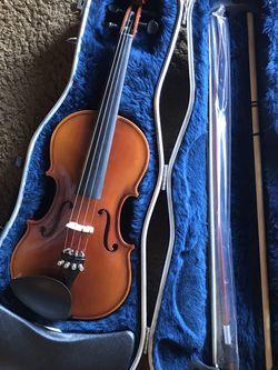 1/2 Size Balaton Violin for Sale in Tigard,  OR