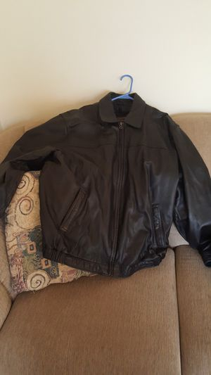 Leather coat for Sale in Millersville, MD