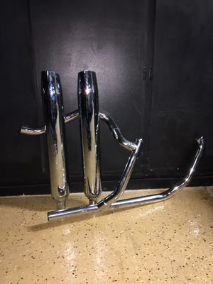 HD FLH V Twin Pipes & Mufflers for Sale in Glendale, AZ