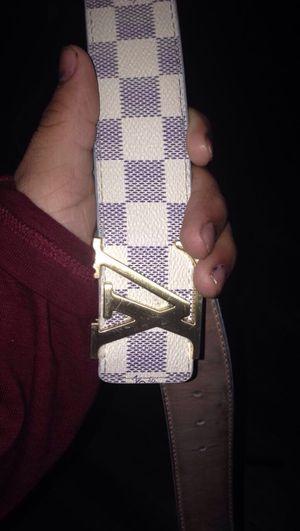 Louis Vuitton belt for Sale in Alexandria, VA