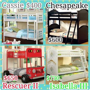 Bunk bed for Sale in Morongo Valley, CA