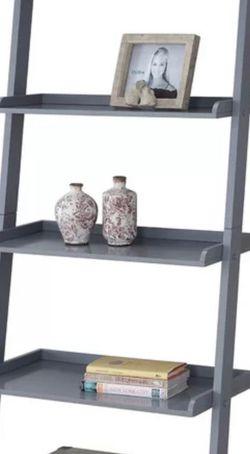 Gray Ladder Bookcase for Sale in Miami,  FL