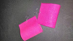 Meduim Pink Earrings for Sale in Greensboro, NC
