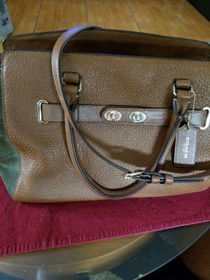 Coach purse for Sale in Pinellas Park, FL