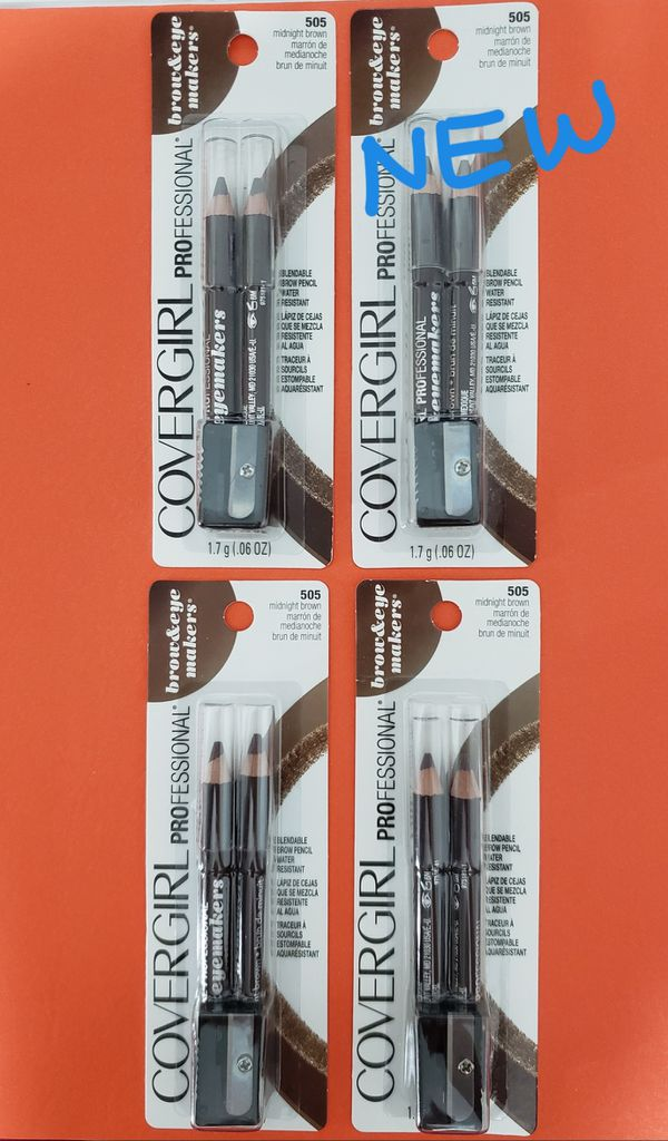 [8] New Covergirl Professional Brow Pencils