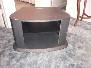 Black TV stand for Sale in Brandon, FL
