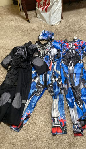 Boys dress up/ Halloween costumes for Sale in San Diego, CA