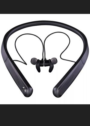 Blackweb Wireless Bluetooth Neckband Earphones Earbuds Headphones for Sale in Murfreesboro, TN