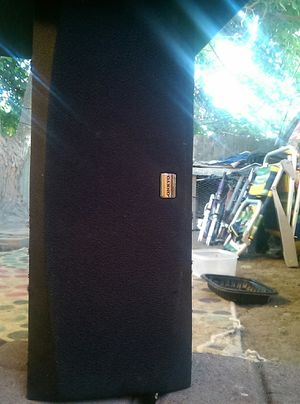Onkyo center component speaker 100 watts for Sale in Los Banos, CA