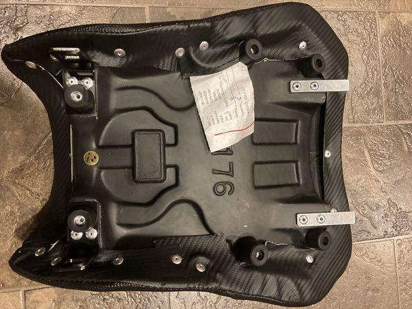 Saddlemen motorcycle seat