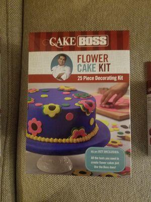 Cake boss kits for Sale in Lynchburg, VA
