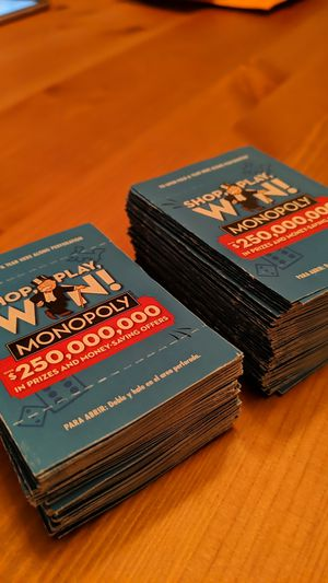 100 Safeway Monopoly tickets for Sale in Redmond, WA