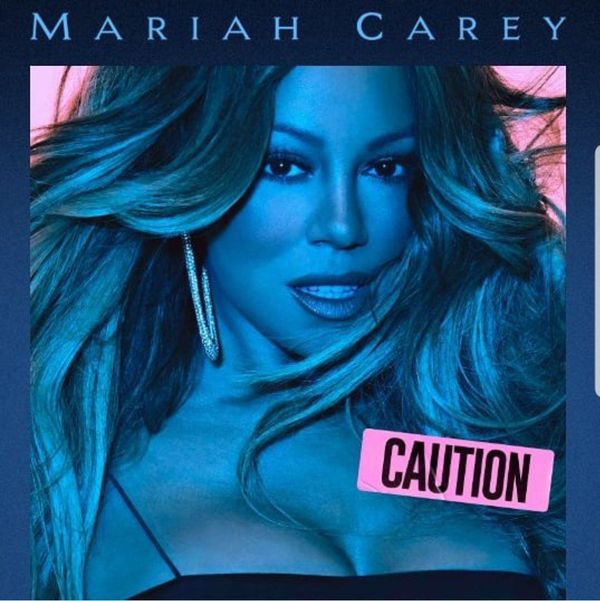 Mariah Carey: Caution (album CD) <FACTORY SEALED>